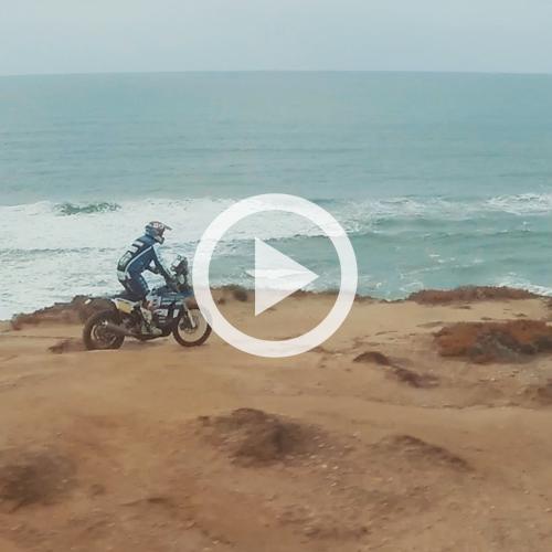 Yamaha Dakar Team